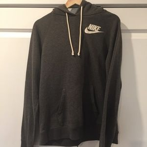 Nike Heritage Just Do It Hoodie Size Large